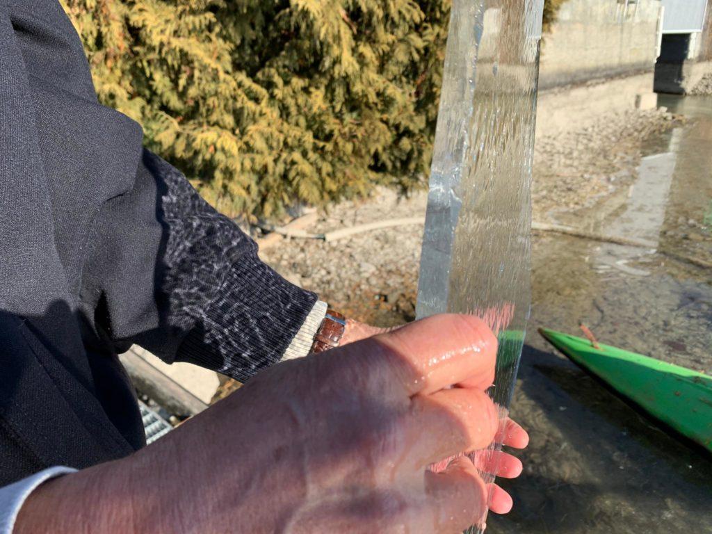 Eisinfo: Eiszeit